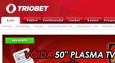 Triobet.com